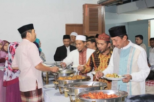 Halal Bihalal Keluarga Besar Pondok Pesantren