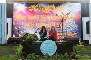 Haflah Tilawah Dalam Rangka Memperingati Maulid Nabi Muhammad SAW